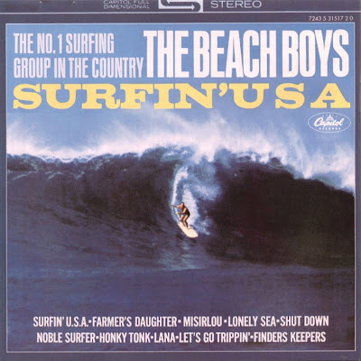 the Beach Boys ~ 1962 ~ Surfin USA