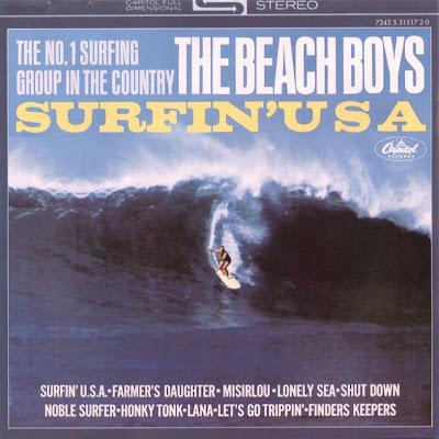 the Beach Boys ~ 1962 ~ Surfin USA
