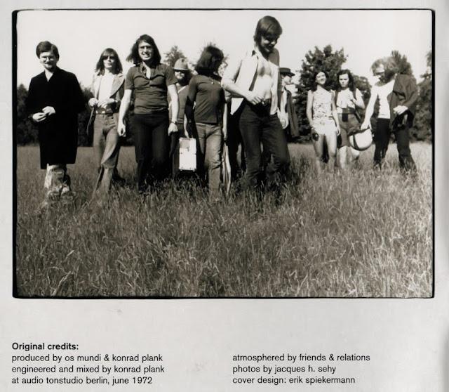 Os Mundi ~ 1972 ~ 43 Minuten inner