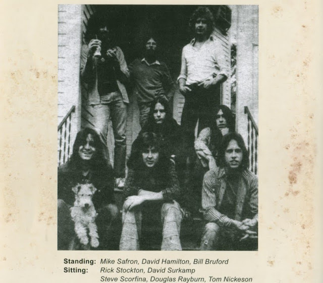 Pavlov's Dog ~ 1976 ~ At the Sound of the Bell inner