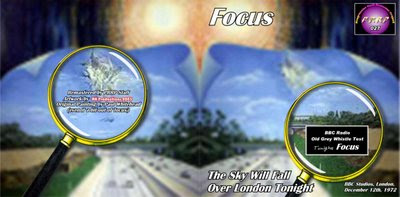 Focus - 1972 - The Sky Will Fall Over London Tonight