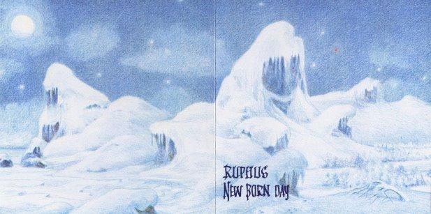 Ruphus - 1973 - New Born Day