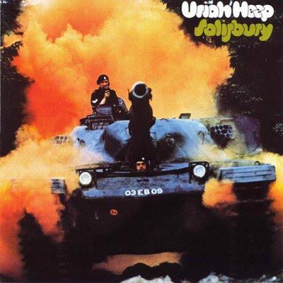 Uriah Heep - 1971 - Salisbury