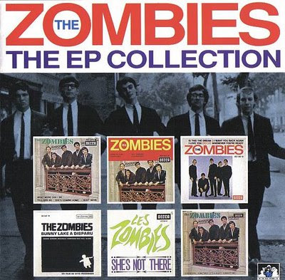 the Zombies - 1992 - The Ep Collection