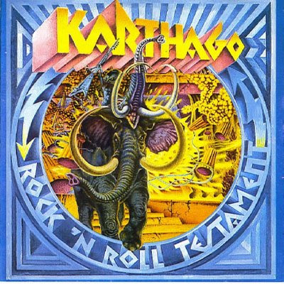Karthago - 1974 - Rock`n Roll Testament