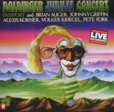 Passport - 1974 - Doldinger Jubilee Concert