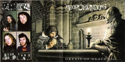 Necromandus ~ 2005 ~ Orexis Of Death plus...