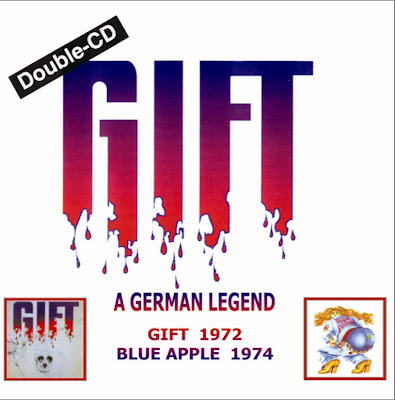 Gift - 1972 - Gift + 1974 - Blue Apple