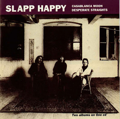 Slapp Happy - 1974 - Casablanca moon