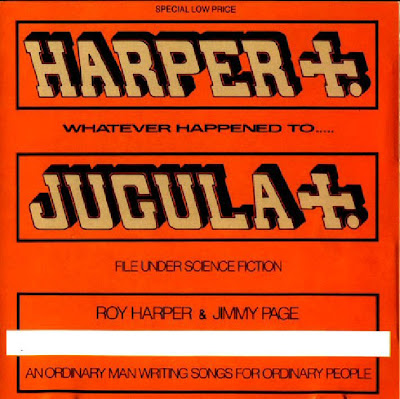 Roy Harper & Jimmy Page - 1985 - Whatever Happened to Jugula