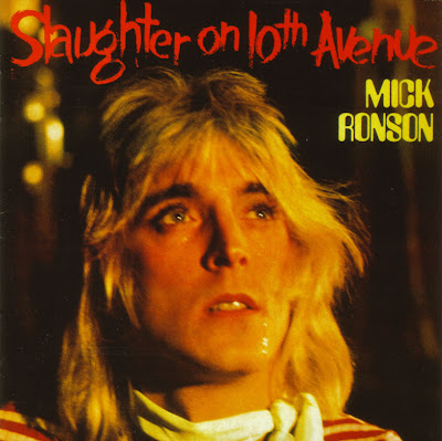 Mick Ronson - 1973 - Slaughter On 10Th Avenue