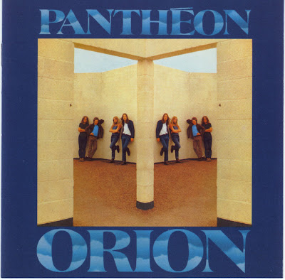 Pantheon - 1972 - Orion