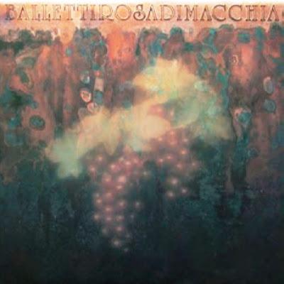 progressive: Ballettirosadimacchia - 1975 - Ballettirosadimacchia