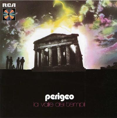 Perigeo - 1975 - La Valle dei Templi