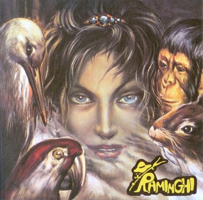 I Raminghi - 1971 - Il Lungo Cammino Dei Raminghi + 2005 - Live 1975