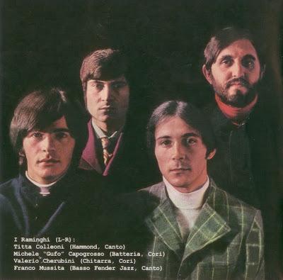 I Raminghi - 1971 - Il Lungo Cammino Dei Raminghi + 2005 - Live 1975 inner