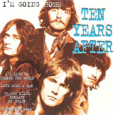 Ten Years After - 1996 - I'm Going Home