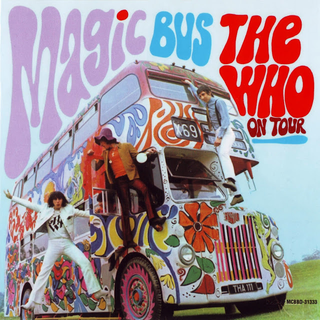 the Who - 1968 - Magic Bus