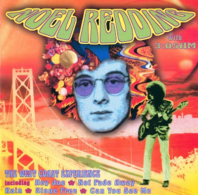 Noel Redding with 3:05 AM - 2001 - The West Coast Experience