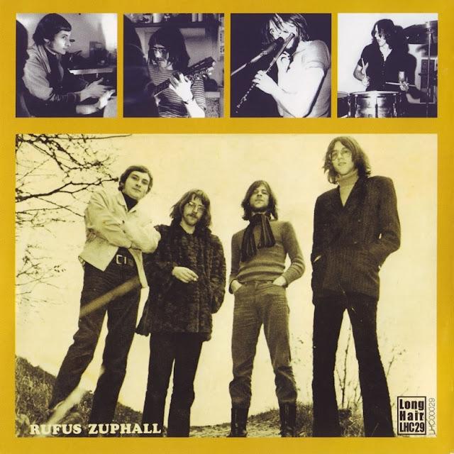 Rufus Zuphall - 1971 - Weiss der Teufel inner