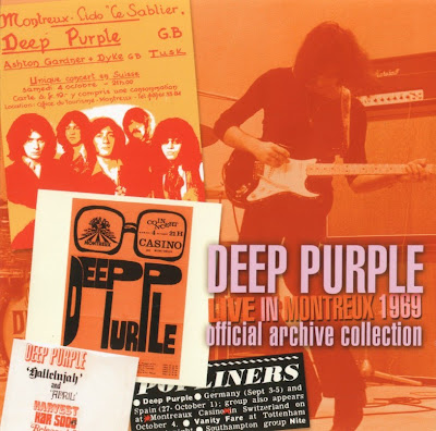 Deep Purple - 2003 - Kneel & Pray: Live in Montreux 1969