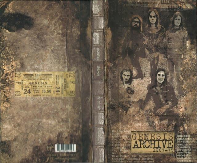 Genesis - 1998 - Archive 1967-75