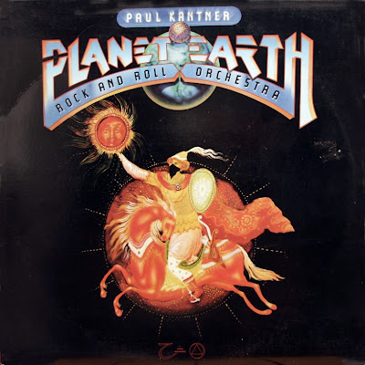 Paul Kantner - 1983 - The Planet Earth Rock an Roll Orchestra