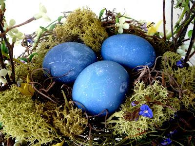 Пищевые красители для окрашивания яиц