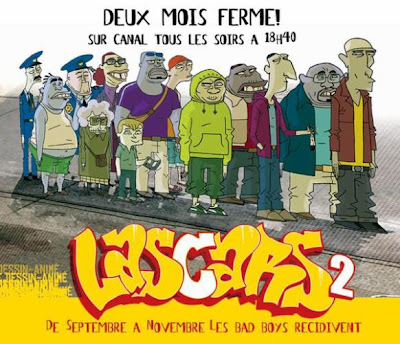 les lascars l integral saison 2 by guillotine29 preview 0