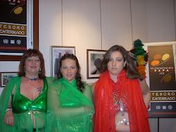 participaron tres Viguesas