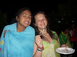 en la fiesta de San Juan 2009