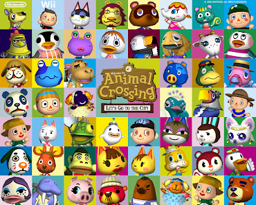 #14 Animal Crossing Wallpaper