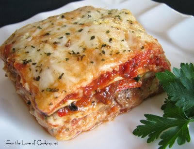 Interesting: Roasted Vegetable Lasagna