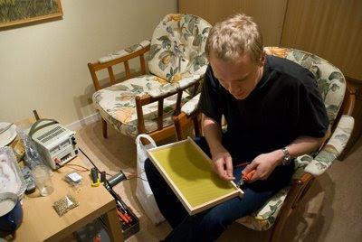 Filip förbereder ramar inför säsongen
