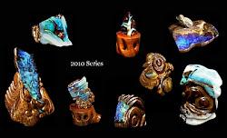 Opal Sculptures