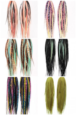 Amazing Statement Feather Earrings From Owlita I Want Them All They Are To For