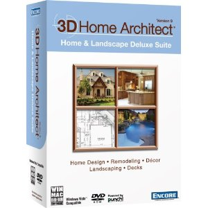 واحـد واقــف بعــــيـد: 3D Home Architect Design Deluxe 8 | 3 Mirrors