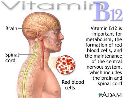 Vitamin B12 Deficiency Symptoms in Women