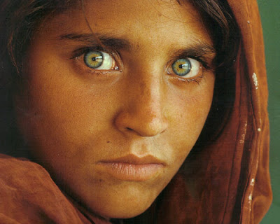 Afghan Girl Photography boost Steve McCurry career life