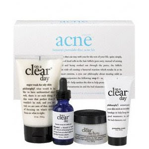 Philosophy Skin Care – Acne Kit Reviews | Sweet Additions