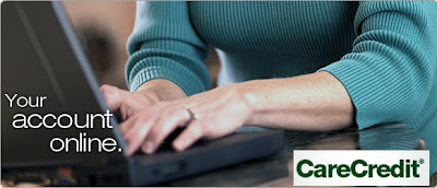 Online Payment & Services for CareCredit Card Holder