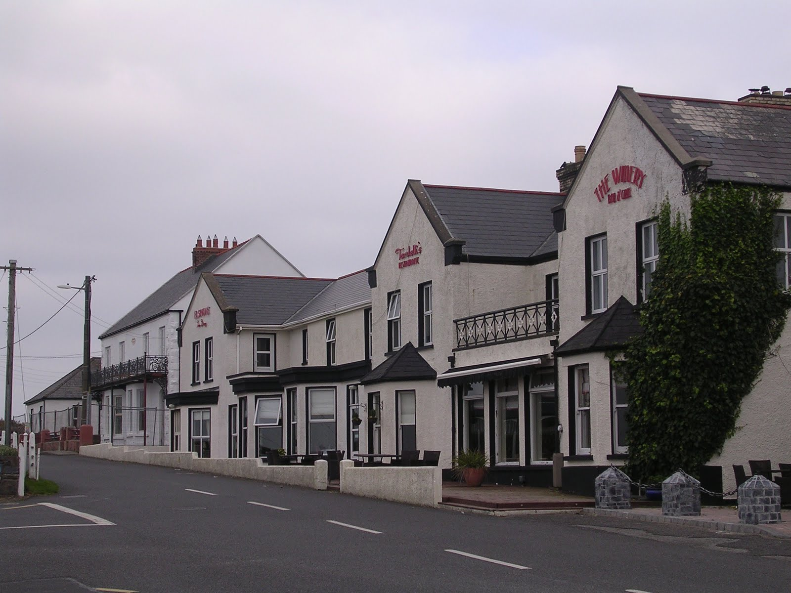 rosses point yeats country hotel