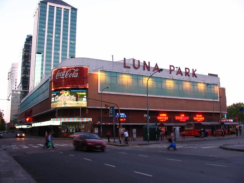 Próximos recitales en el Luna Park