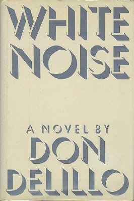 First edition of Don DeLillo's 'White Noise'