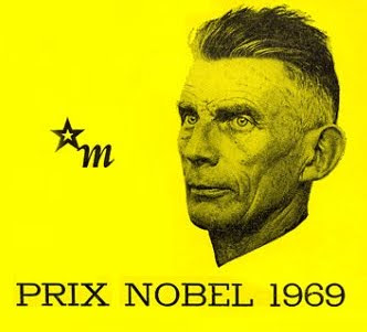 Samuel Beckett, Nobel Prize for Literature 1969