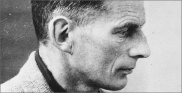 A young Samuel Beckett