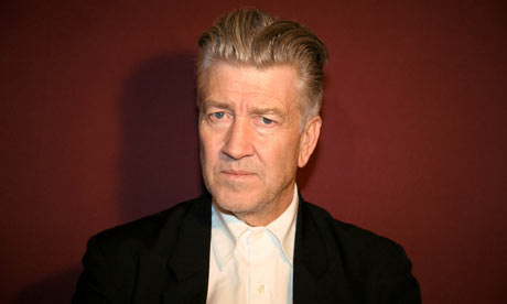 David Lynch photographed at the Imperial Hotel, Vienna Photograph: Karl Schoendorfer/Rex Features