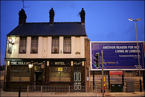 Vulcan Pub, Cardiff. © Maciej Dakowicz