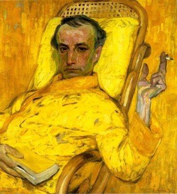 Franz Kupka, 'The Yellow Scale' (1907)