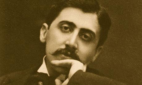 Marcel Proust. Photograph: Hulton Archive